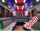 2015, Ford E-450, Mini Bus Limo, LGE Coachworks