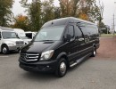 2016, Mercedes-Benz Sprinter, Van Shuttle / Tour, Executive Coach Builders
