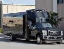 2013, Ford F-550, Mini Bus Shuttle / Tour, Tiffany Coachworks