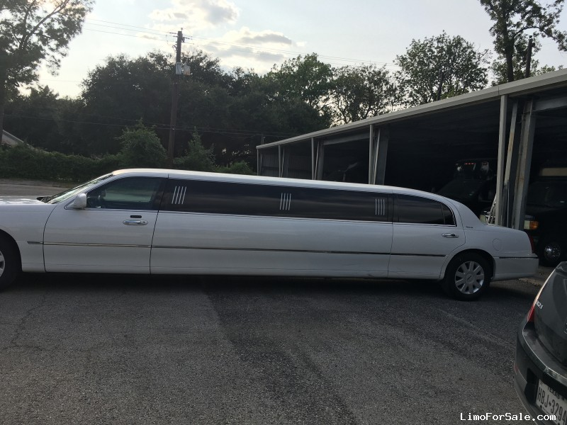 Used 2005 Lincoln Town Car L Sedan Stretch Limo Executive Coach Builders - Houston, Texas - $8,800