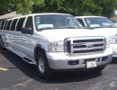 2005, Ford Excursion XLT, SUV Stretch Limo, Executive Coach Builders