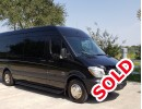 2015, Mercedes-Benz Sprinter, Van Shuttle / Tour, Westwind