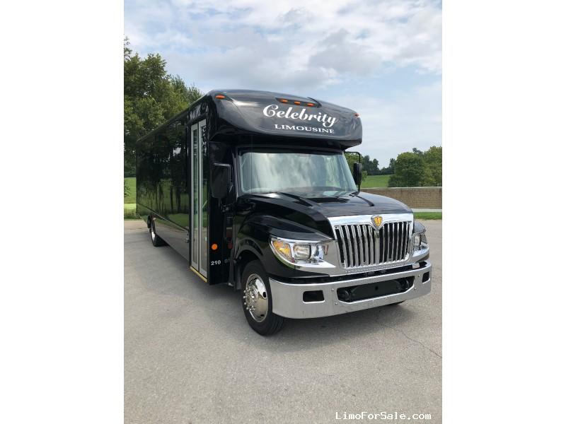 Used 2014 International TranStar Mini Bus Shuttle / Tour Champion - Nicholasville, Kentucky - $44,900