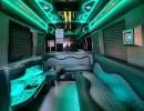 2015, Mercedes-Benz Sprinter, Van Limo, Specialty Vehicle Group