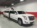 2017, SUV Stretch Limo, Pinnacle Limousine Manufacturing, 55,000 miles
