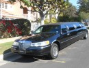 2002, Lincoln Town Car, Sedan Stretch Limo, Krystal