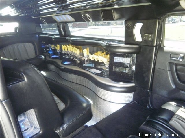 Used 2007 Hummer H3 Suv Stretch Limo American Limousine Sales Los