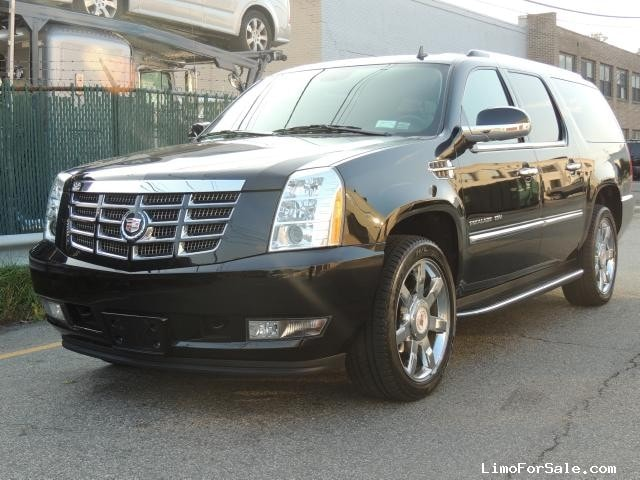 used 2010 cadillac escalade esv suv limo hasbrouck heights new. Cars Review. Best American Auto & Cars Review