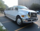 2008, Ford F-650, Truck Stretch Limo, Craftsmen