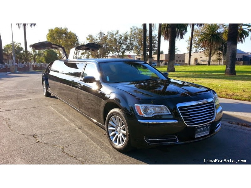 new 2014 chrysler 300 sedan stretch limo american limousine sales los angeles california. Black Bedroom Furniture Sets. Home Design Ideas