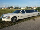 Used 2007 Lincoln Town Car Sedan Stretch Limo  - Alva, Florida - $10,000