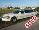 Used 2007 Lincoln Town Car Sedan Stretch Limo  - Alva, Florida - $8,500