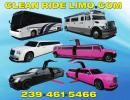 Used 2007 Lincoln Town Car Sedan Stretch Limo  - Alva, Florida - $8,500