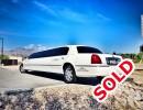 2011, Lincoln Town Car, Sedan Stretch Limo, Tiffany Coachworks