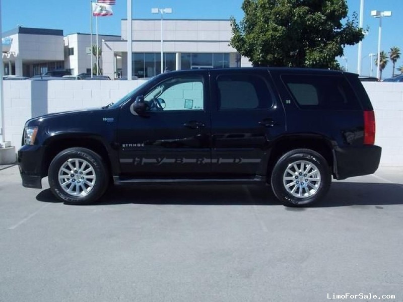 used 2008 chevrolet tahoe suv limo concord california. Black Bedroom Furniture Sets. Home Design Ideas
