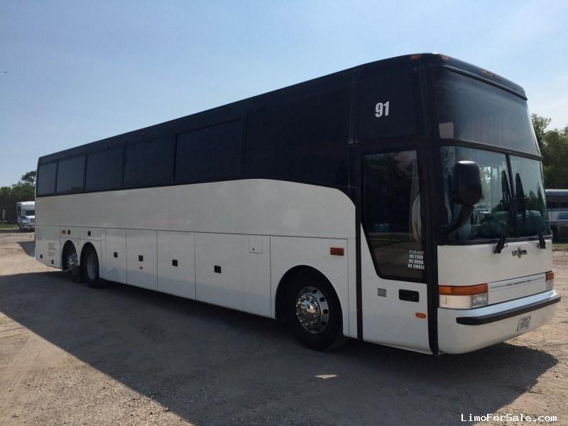 Used 1999 Van Hool M11 Motorcoach Shuttle Tour Abc