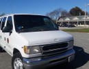 2000, Ford E-350, Van Shuttle / Tour