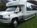 2005, International TranStar, Mini Bus Limo, Turtle Top
