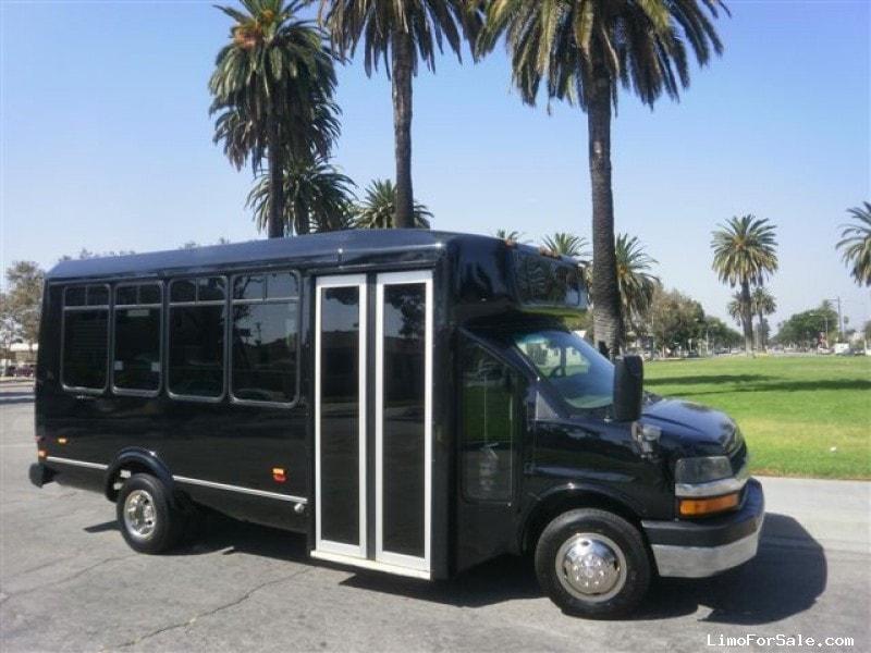 Used 2007 Chevrolet G3500 Mini Bus Limo  - Los angeles, California - $29,995