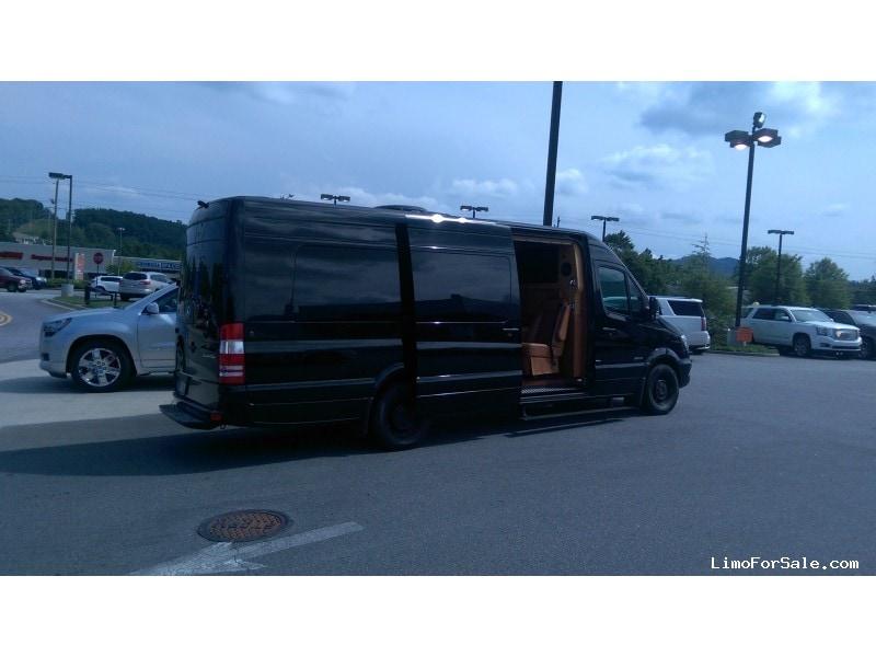 Used 2014 mercedes benz sprinter van limo automotive for Mercedes benz san bernardino