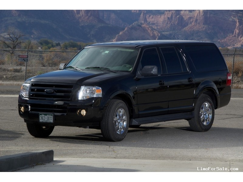 Used Ford Expedition Suv Limo Imperial Coachworks Grand