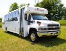 2007, Chevrolet C5500, Motorcoach Limo, Turtle Top