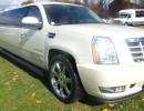2007, Cadillac Escalade, SUV Stretch Limo, Authority Coach Builders
