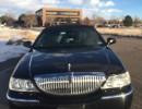2007, Lincoln Town Car, Sedan Stretch Limo, Krystal
