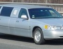 2002, Lincoln Town Car, Sedan Stretch Limo, Federal