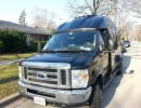 2008, Ford E-350, Van Limo, Turtle Top