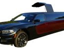 Used 2015 Dodge Charger Sedan Stretch Limo Pinnacle Limousine Manufacturing - Colonia, New Jersey    - $59,000