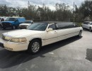 2004, Lincoln Town Car, Sedan Stretch Limo, Tiffany Coachworks