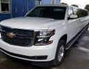 2016, Chevrolet Suburban, SUV Stretch Limo, Pinnacle Limousine Manufacturing