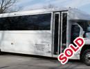 Used 2007 Chevrolet C5500 Mini Bus Limo Glaval Bus - Farmingdale, New York    - $28,000