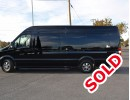 Used 2010 Mercedes-Benz Sprinter Van Limo Midwest Automotive Designs - Napa, California - $44,950