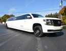 2015, Chevrolet Tahoe, SUV Stretch Limo, Blackstone Designs