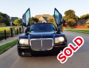 2007, Chrysler 300, Sedan Stretch Limo, Great Lakes Coach