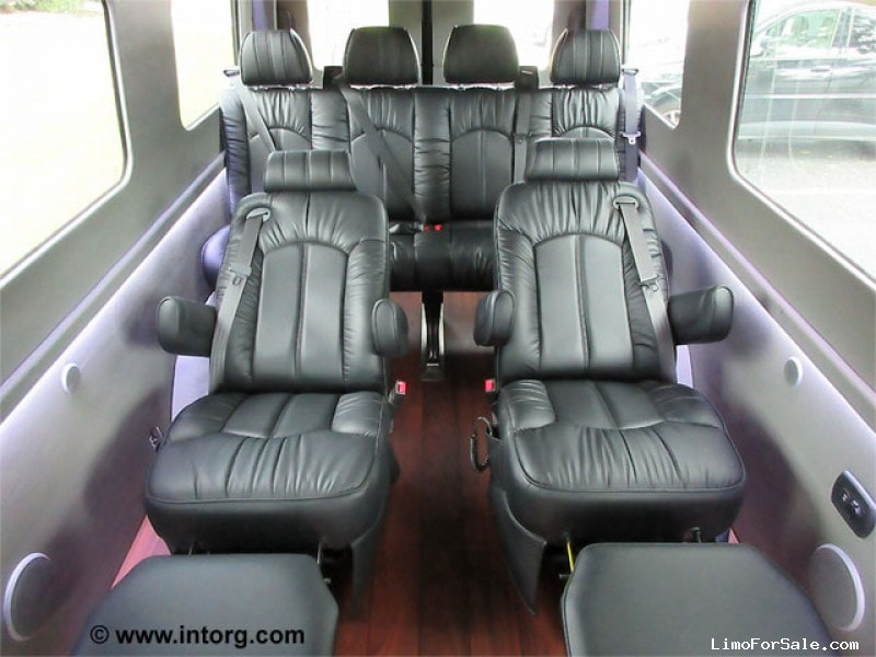 Used 2015 Mercedes-Benz Sprinter Van Limo Accubuilt - Elkhart, Indiana    - $78,000