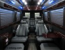 2015, Mercedes-Benz Sprinter, Van Limo, Midwest Automotive Designs
