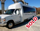 Used 2013 Ford E-450 Mini Bus Limo  - Fall River, Massachusetts - $44,500.00