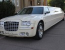 2005, Chrysler 300, Sedan Stretch Limo, Classic