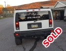 Used 2006 Hummer H2 SUV Stretch Limo Pinnacle Limousine Manufacturing - Mill Hall, Pennsylvania - $36,900