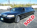2006, Lincoln Town Car, Sedan Stretch Limo, Executive Coach Builders