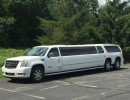 Used 2008 Cadillac Escalade SUV Stretch Limo  - Paterson, New Jersey    - $39,000