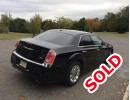 Used 2012 Chrysler 300 Sedan Limo  - Paterson, New Jersey    - $6,950