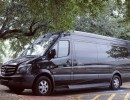 2014, Mercedes-Benz Sprinter, Van Limo, Southwest Professional Vehicles