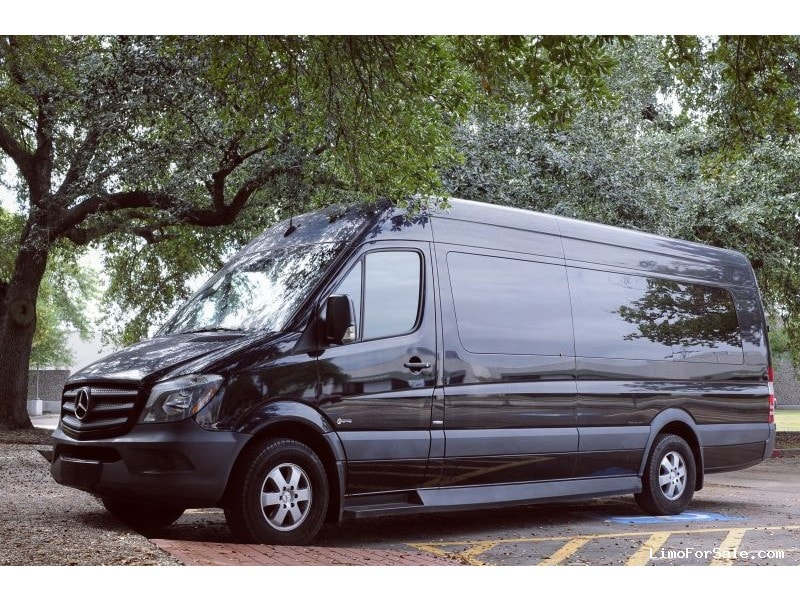 Used 2014 Mercedes-Benz Sprinter Van Limo Southwest Professional Vehicles - Houston, Texas - $75,000