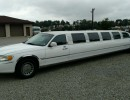 2000, Lincoln Town Car, Sedan Stretch Limo, Ultra