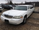 2007, Lincoln Town Car, Sedan Stretch Limo, Tiffany Coachworks