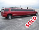 Used 2015 Chevrolet Tahoe SUV Stretch Limo Pinnacle Limousine Manufacturing - Nixa, Missouri